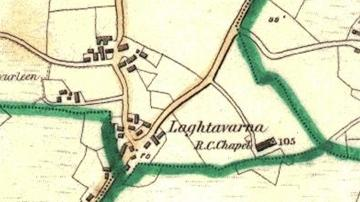 Old map of the Church